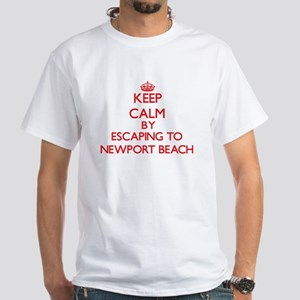 Keep calm by escaping to Newport Beach California