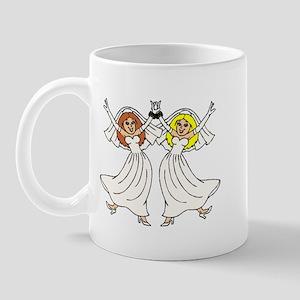 Lesbian Wedding 2 Mug
