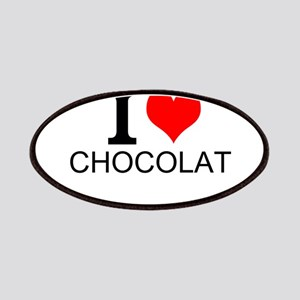 I Love Chocolate Patches