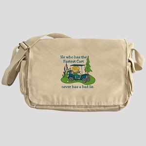 Fastest Cart Messenger Bag