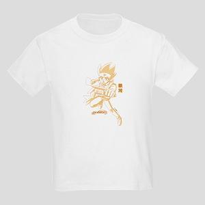 Golden Gingka- Full Kids Light T-Shirt