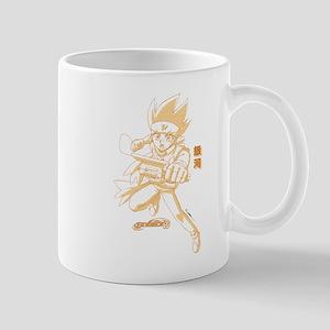Golden Gingka- Full Mug