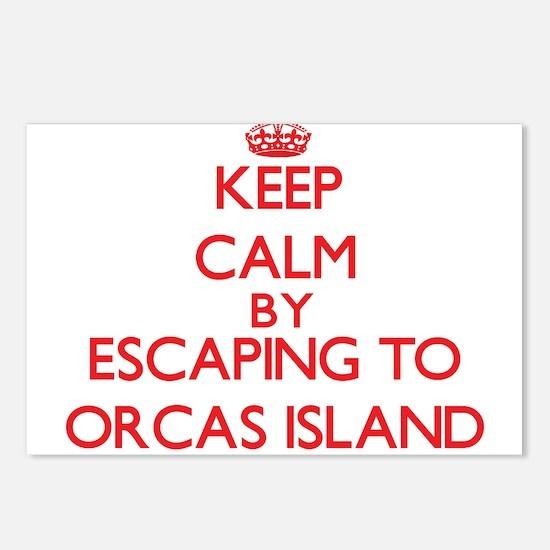 Keep calm by escaping to Orcas Island Washington P
