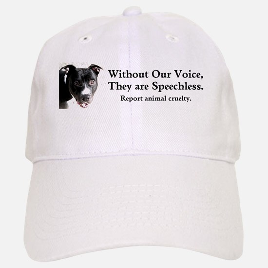 Without Our Voice Baseball Baseball Baseball Cap