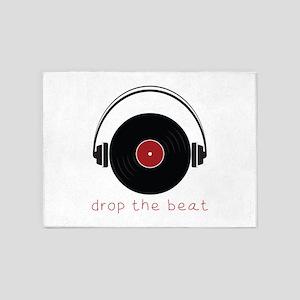 Drop The Beat 5'x7'Area Rug