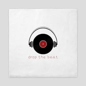 Drop The Beat Queen Duvet