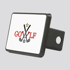 Golf Sport Hitch Cover
