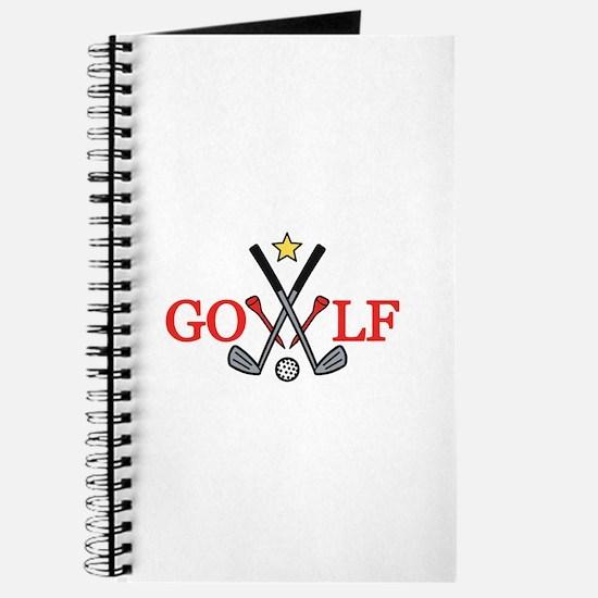 Golf Sport Journal
