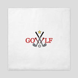 Golf Sport Queen Duvet