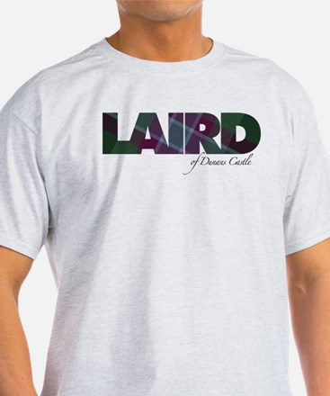 Laird of Dunans Castle T-Shirt