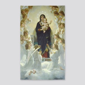 Mother Mary 3'x5' Area Rug