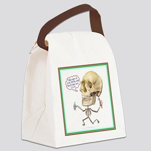 Got Floss? Canvas Lunch Bag