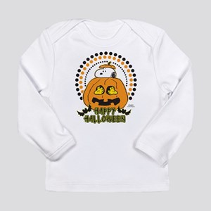 Snoopy and Woodstock Pu Long Sleeve Infant T-Shirt