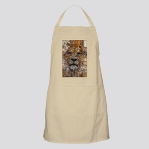 Lion mosaic 001 Apron