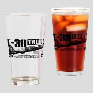 T-38 Talon Drinking Glass