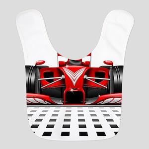 Formula 1 Red Race Car Bib