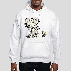 Mummy Snoopy Hooded Sweatshirt