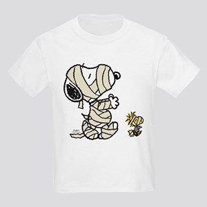 Mummy Snoopy Kids Light T-Shirt