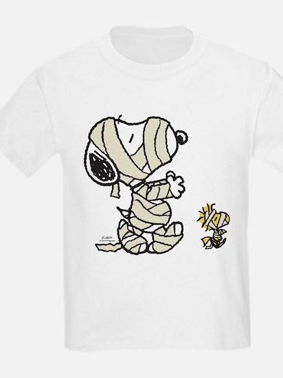 Mummy Snoopy T-Shirt