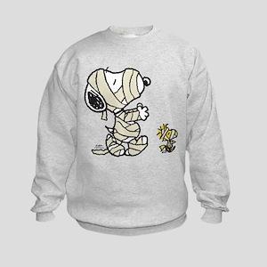 Mummy Snoopy Kids Sweatshirt