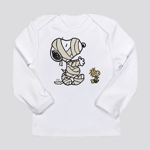 Mummy Snoopy Long Sleeve Infant T-Shirt