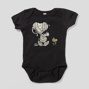 Mummy Snoopy Baby Bodysuit