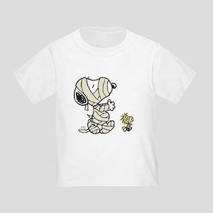 Mummy Snoopy Toddler T-Shirt