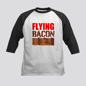 Flying Bacon Baseball Jersey