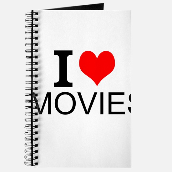 I Love Movies Journal