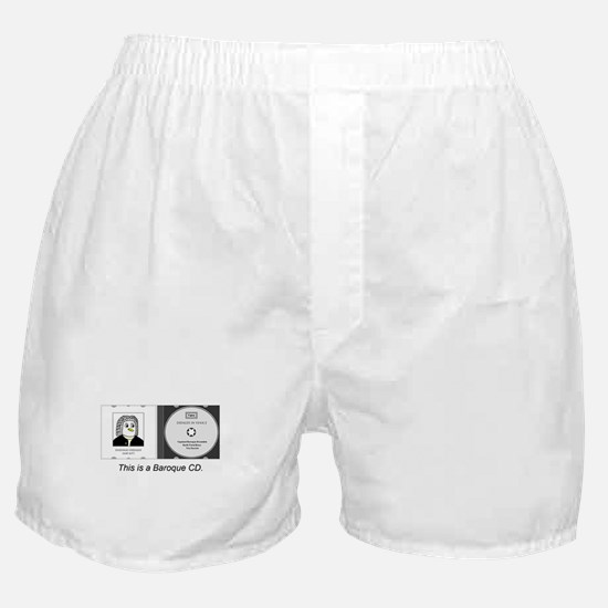 Baroque CD Boxer Shorts