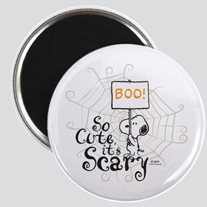 Snoopy: So Cute It's Scary Magnet
