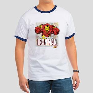 Iron Man Panels Ringer T