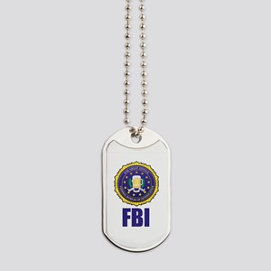 Federal Bureau of Inebriation Dog Tags
