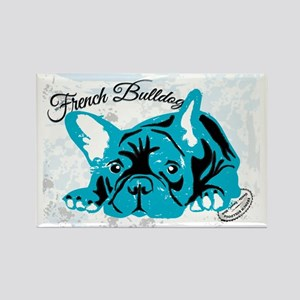 Frech Bulldog Vintage Magnets