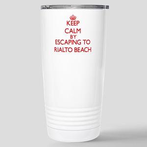 Keep calm by escaping to Rialto Beach Washington T