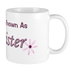 Soon To Be Big Sister Mug