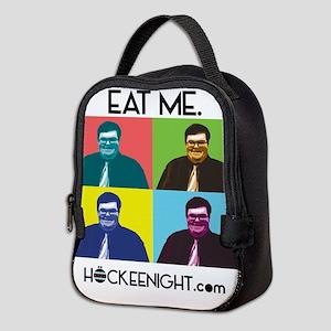 Hockeenight Big Chey Neoprene Lunch Bag