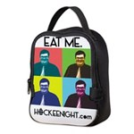 Hockeenight Big Chey Neoprene Lunch Bag