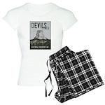 Devils Tower Stamp Pajamas