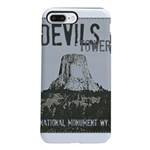 Devils Tower Stamp iPhone 7 Plus Tough Case