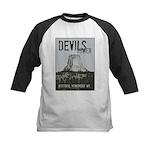 Devils Tower Stamp Baseball Jersey