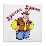 Texas Thug Tile Coaster