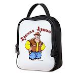 Texas Thug Neoprene Lunch Bag