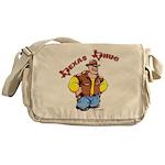 Texas Thug Messenger Bag