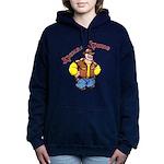 Texas Thug Women's Hooded Sweatshirt