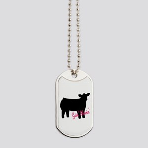 Show Heifer Dog Tags
