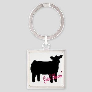 Show Heifer Keychains