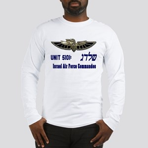 Shaldag: IAF Commandos Long Sleeve T-Shirt