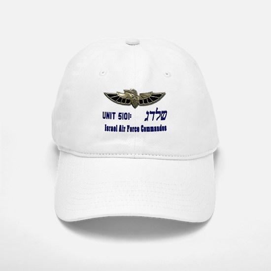 Shaldag: IAF Commandos Baseball Baseball Cap