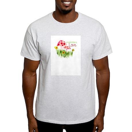 MUSHROOM LOVE Light T-Shirt